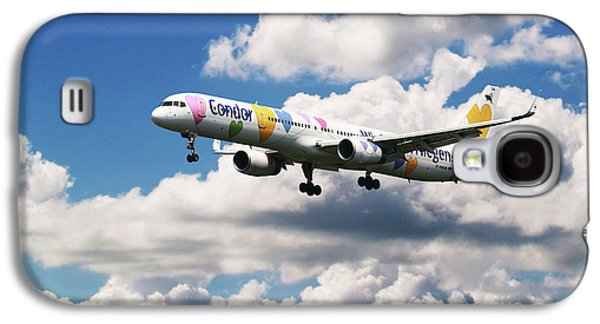 Boeing 757 Condor Airlines Galaxy S4 Case