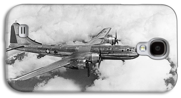 Boeing B-29 Superfortress Galaxy S4 Case by Underwood Archives