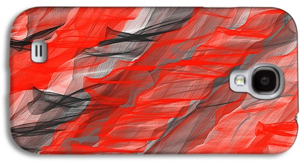 Bold And Dramatic Galaxy S4 Case by Lourry Legarde