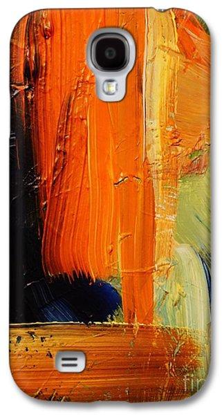 Bold Galaxy S4 Case by John Clark