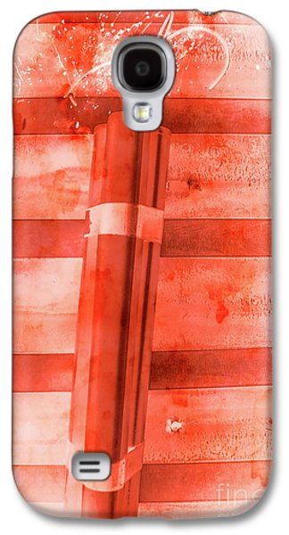Bomb Of The Betrayal Galaxy S4 Case by Jorgo Photography - Wall Art Gallery