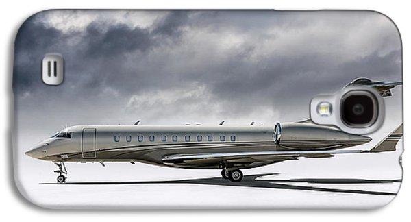 Jet Galaxy S4 Case - Bombardier Global 5000 by Douglas Pittman