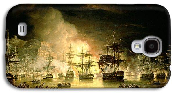 Bombardment Of Algiers Galaxy S4 Case