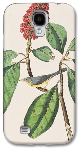 Flycatcher Galaxy S4 Case - Bonaparte's Flycatcher by John James Audubon