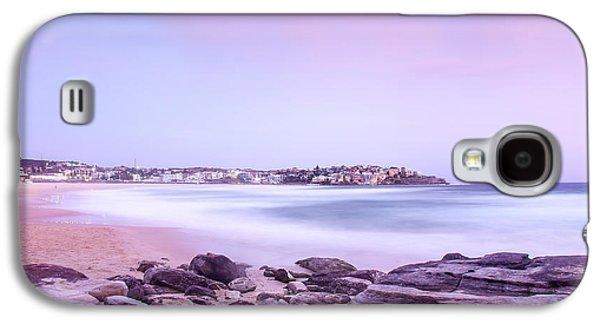 Beach Landscape Galaxy S4 Case - Bondi Basin by Az Jackson