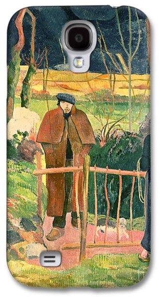 Bonjour Monsieur Gauguin Galaxy S4 Case