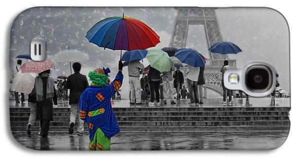 Bonjour Paris Galaxy S4 Case by Joachim G Pinkawa