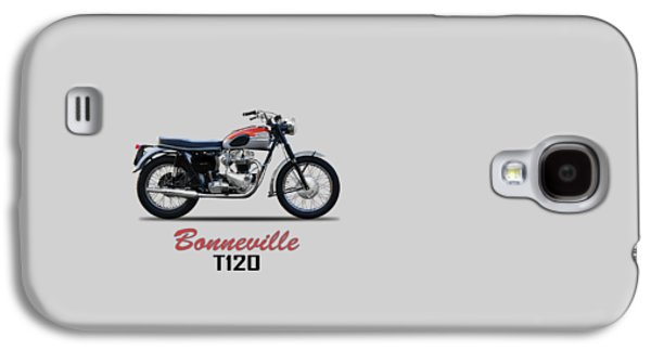 Bonneville T120 1962 Galaxy S4 Case by Mark Rogan
