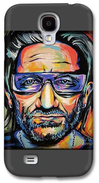 Bono Galaxy S4 Case by Amy Belonio