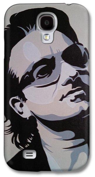 Bono Galaxy S4 Case by Ken Jolly