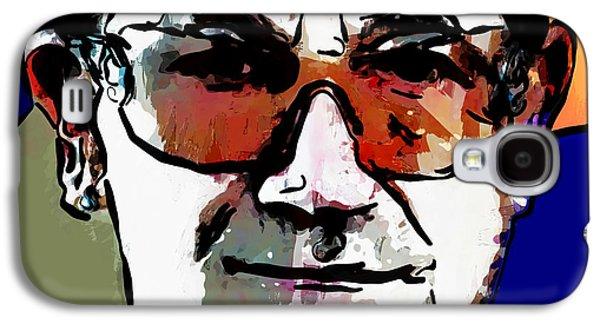 Bono U2 Galaxy S4 Case by Vya Artist