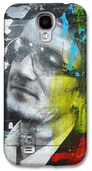 Bono  Galaxy S4 Case by Walford Williams