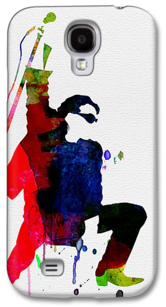 Bono Watercolor Galaxy S4 Case by Naxart Studio