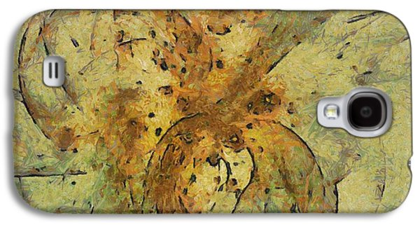 Bonos Castle In The Air  Id 16099-020710-10090 Galaxy S4 Case by S Lurk