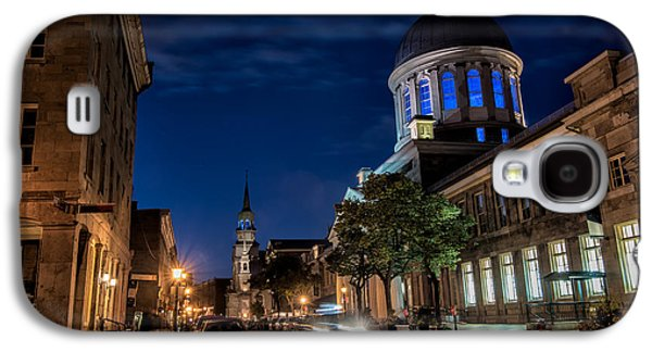 Bonsecours Market Galaxy S4 Case by James Wheeler