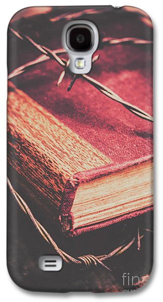 Book Of Secrets, High Security Galaxy S4 Case by Jorgo Photography - Wall Art Gallery