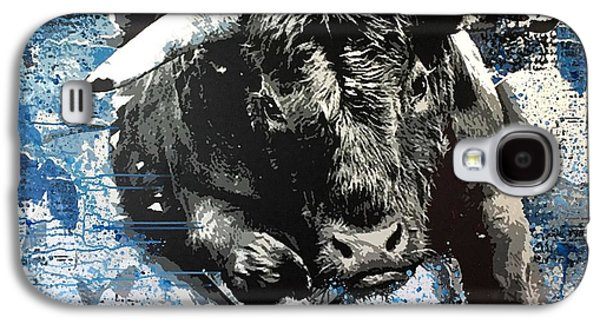 Boom - Bull Market Galaxy S4 Case
