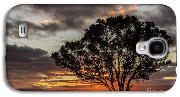 Boorowa Sunset Galaxy S4 Case