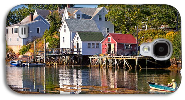 Boothbay  Maine Galaxy S4 Case