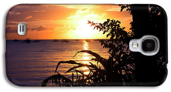 Boracay,philippians  2 Galaxy S4 Case by Mark Ashkenazi