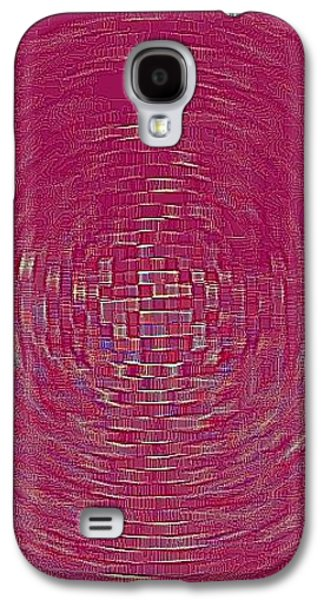 Galaxy S4 Case - Bordeaux by Orphelia Aristal