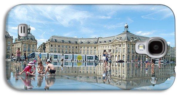 Bordeaux Place De La Bourse Galaxy S4 Case