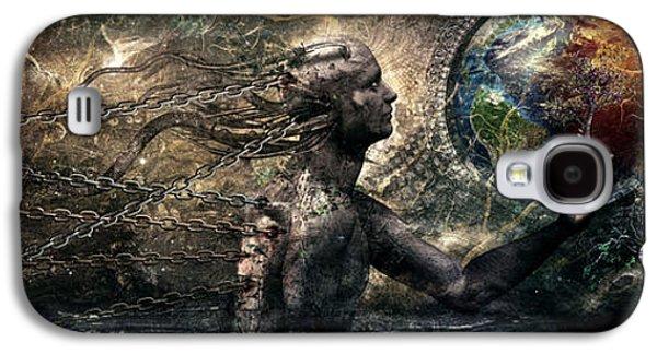 Born Of Osiris Soul Sphere Galaxy S4 Case