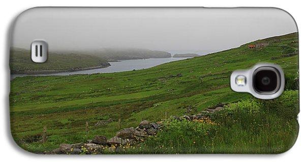 Borrowston Morning Clouds Galaxy S4 Case