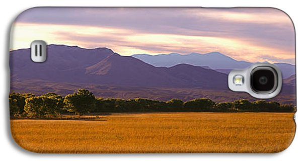 Bosque Del Apache National Wildlife Galaxy S4 Case by Panoramic Images