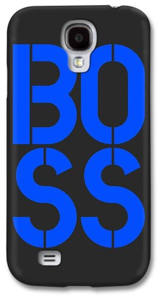 Boss-3 Galaxy S4 Case