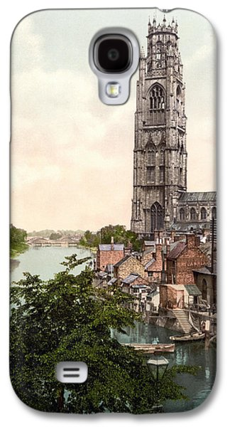 Boston - England Galaxy S4 Case by International  Images