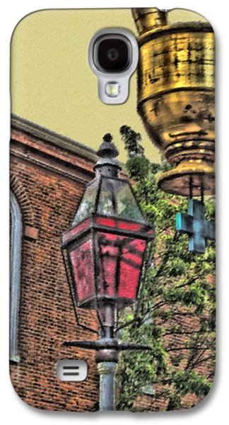 Boston Medicine Galaxy S4 Case