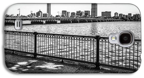 Boston Skyline Harvard Bridge Back Bay Photo Galaxy S4 Case