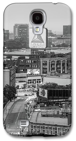 Boston Skyline Photo With The Citgo Sign Galaxy S4 Case by Paul Velgos