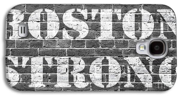 Boston Strong Galaxy S4 Case