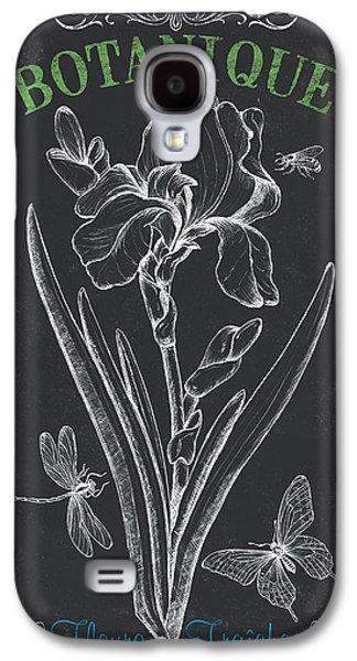 Botanique 1 Galaxy S4 Case by Debbie DeWitt