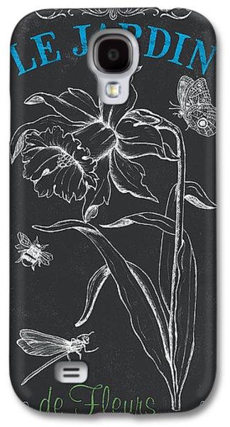 Botanique 2 Galaxy S4 Case by Debbie DeWitt