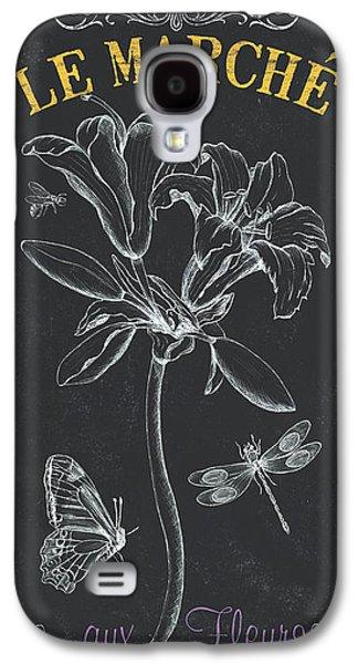 Botanique 3 Galaxy S4 Case by Debbie DeWitt