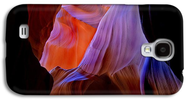 Bottled Light Galaxy S4 Case by Mike  Dawson