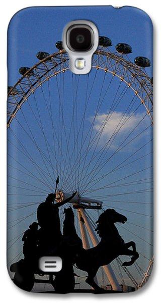 Boudicca's Eye Galaxy S4 Case