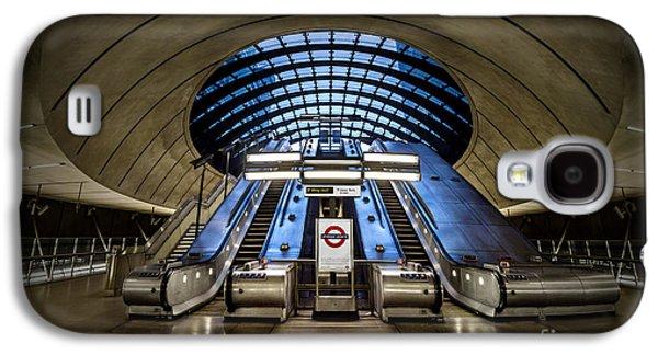 Bound For The Underground Galaxy S4 Case by Evelina Kremsdorf