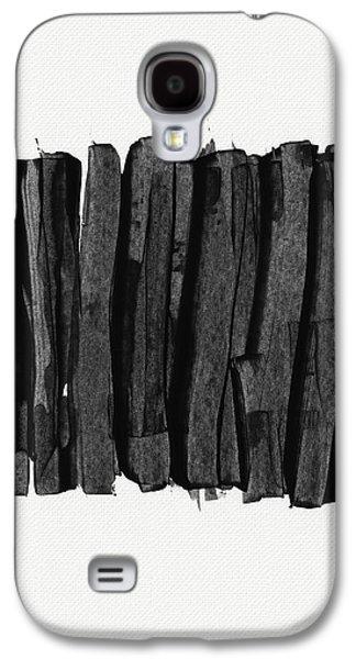 Boundaries- Art By Linda Woods Galaxy S4 Case by Linda Woods