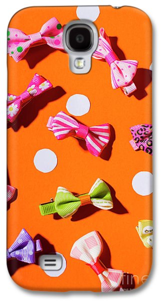Galaxy S4 Case featuring the photograph Bow Tie Party by Jorgo Photography - Wall Art Gallery