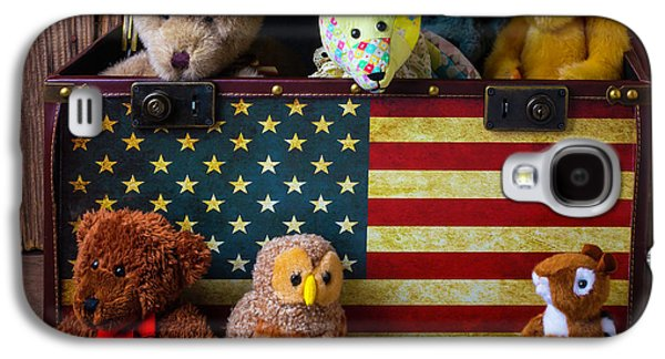 Box Full Of Bears Galaxy S4 Case by Garry Gay