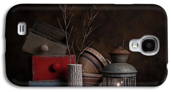 Boxes And Bowls Galaxy S4 Case by Tom Mc Nemar