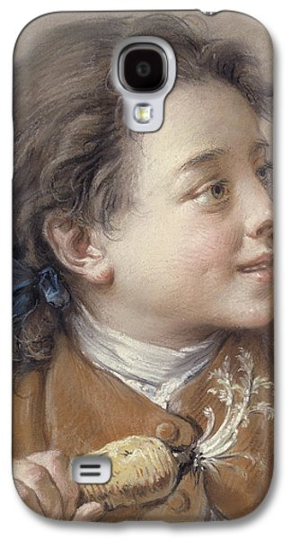 Boy With A Carrot, 1738 Galaxy S4 Case