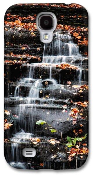 Brandywine Falls In Autumn Galaxy S4 Case by Tom Mc Nemar