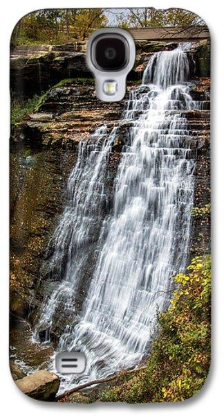 Brandywine Falls Galaxy S4 Case by Tom Mc Nemar