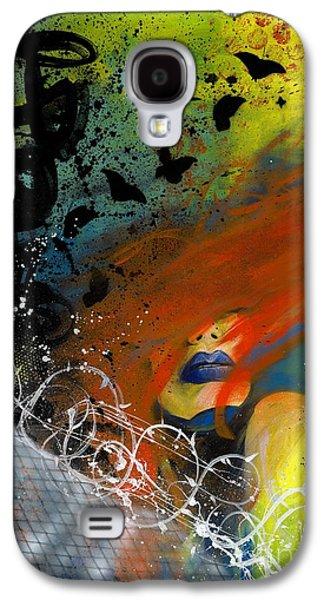 Break Free Galaxy S4 Case by Aramis Hamer