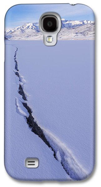 Breaking Ice Galaxy S4 Case